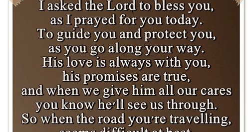 A Prayer To You