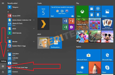cara auto disable saat mouse terhubung di windows 10