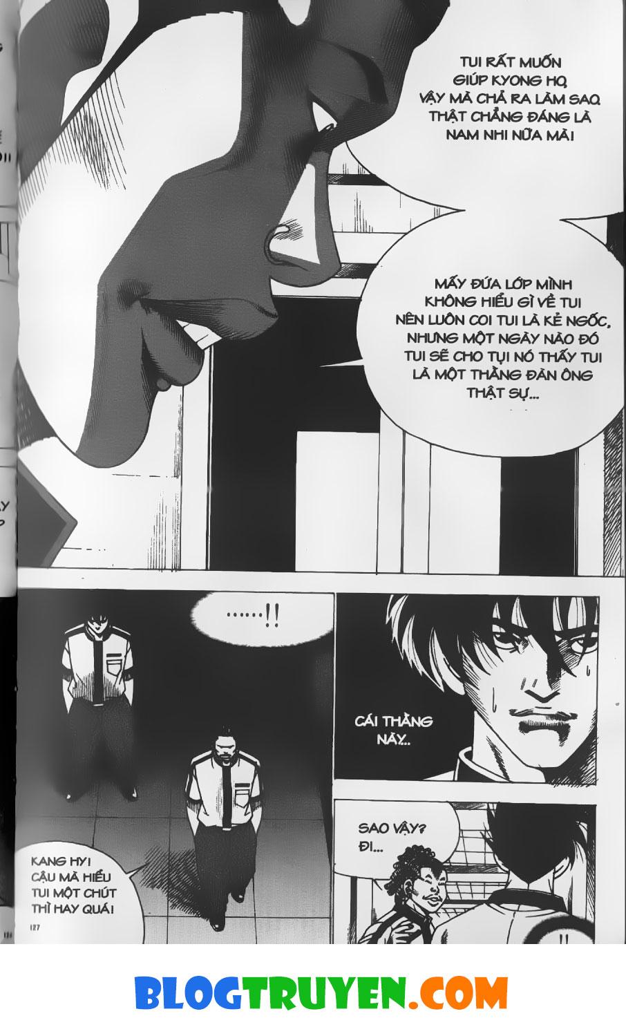 Bitagi - Anh chàng ngổ ngáo chap 244 trang 17