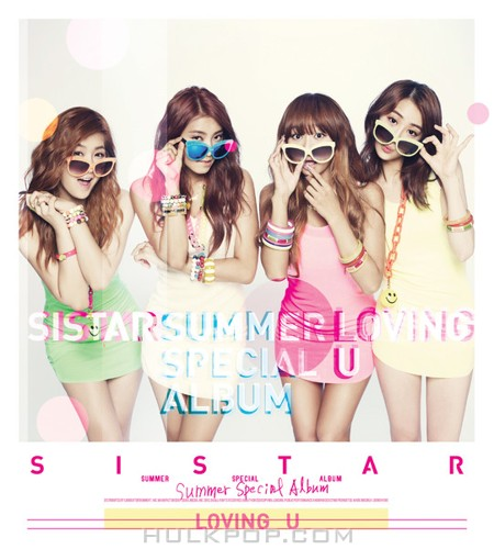 SISTAR – Summer Special `Loving U` (FLAC + ITUNES PLUS AAC M4A)