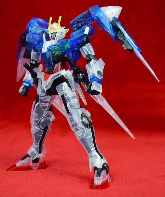 1/100 Gundam 00 Raiser [Clear Ver.]