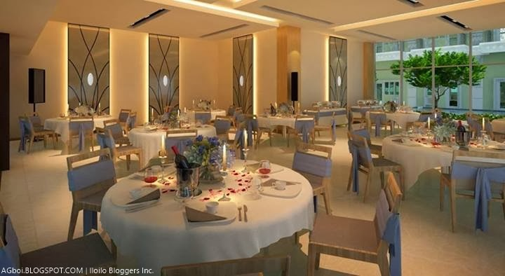 Lafayette Park Square 14 Storey Mediterranean Inspired Luxury Residence iloilo business park megaworld iloilo city agboi cafe ilonggo