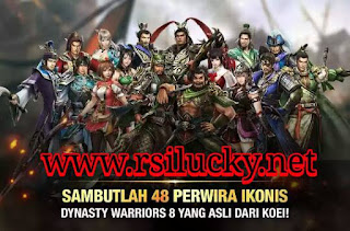 Download Game Dynasty Warriors Unleashed Mod APK