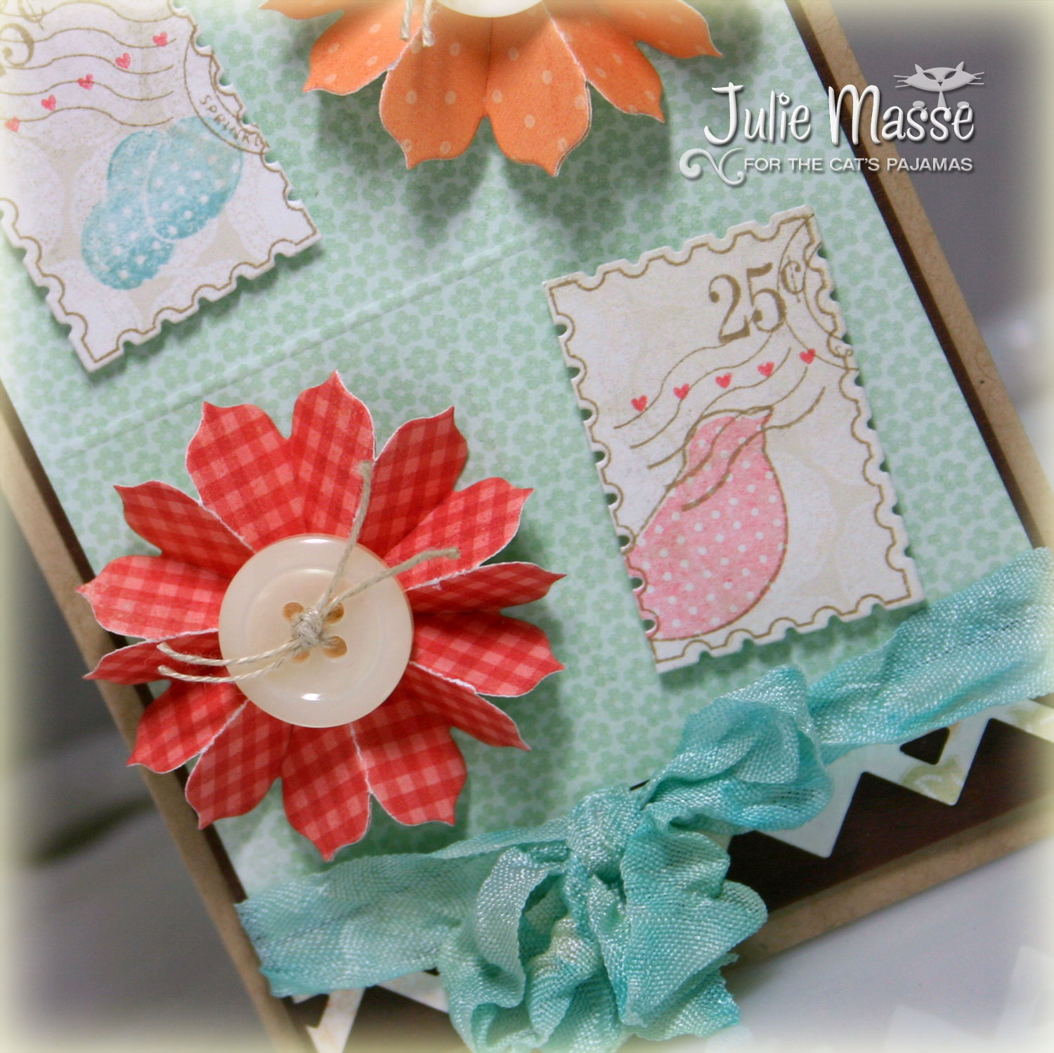 Stampin With Julie: March 2012