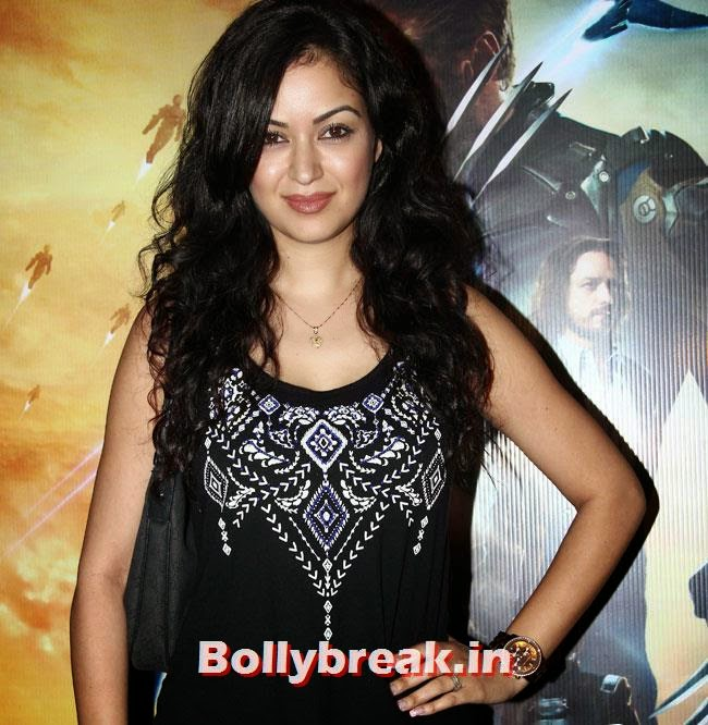 Maryam Zakaria, Jacqueline Fernandez, Suzanne Roshan at Special Screening of X Men Days of Future Past