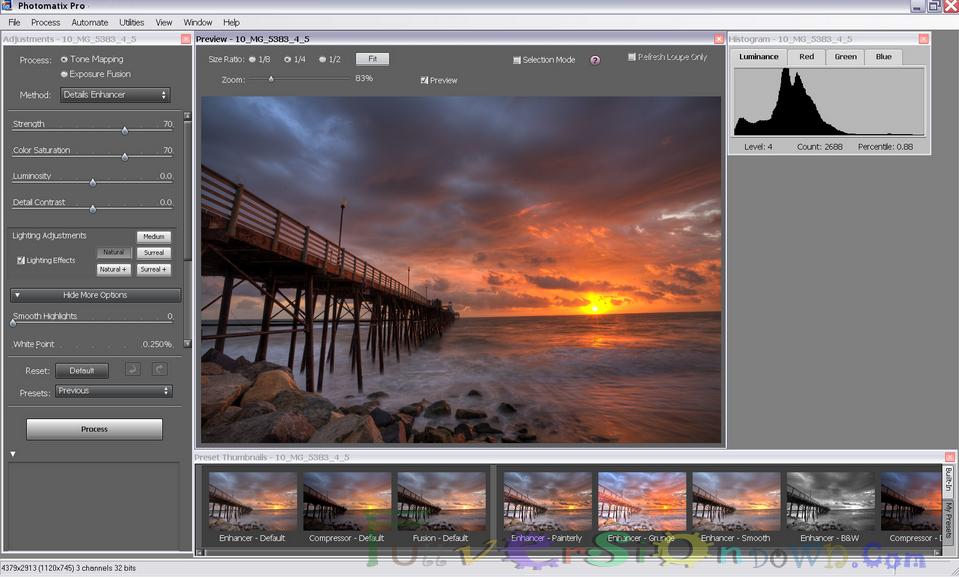 HDRsoft Photomatix Pro Full Version