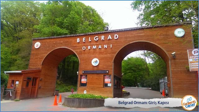 Belgrad-Ormani-Giris-Kapisi