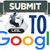 How to submit url to google