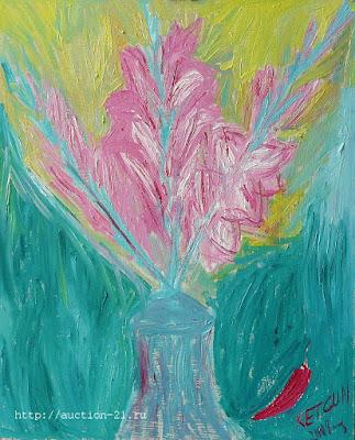 Современная живопись - Современное искусство, картины Современных художников