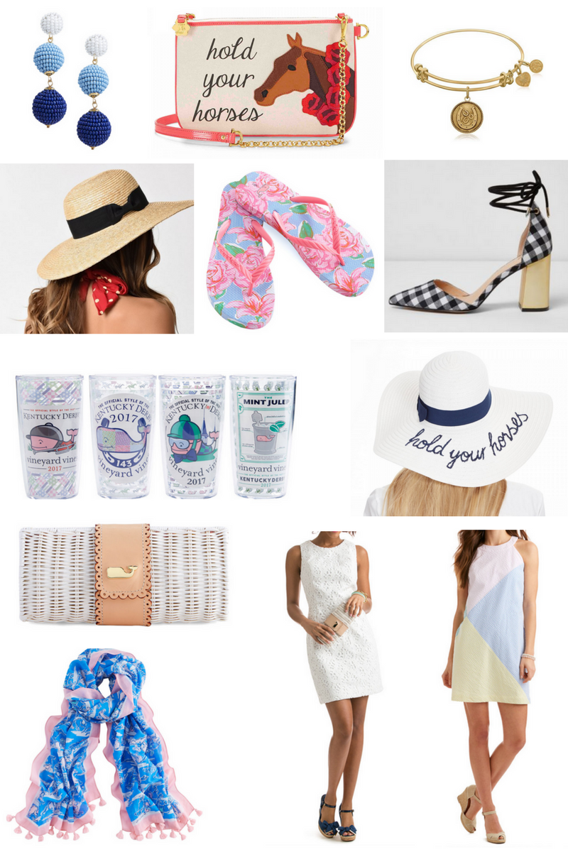 kentucky derby fashion and accessories