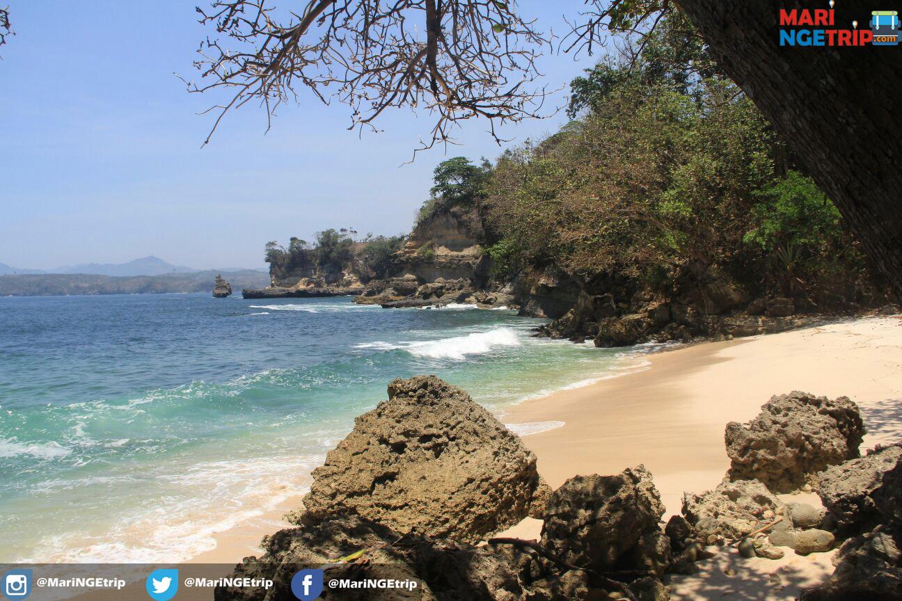 Pantai Pamulang Silangkap Tulungagung