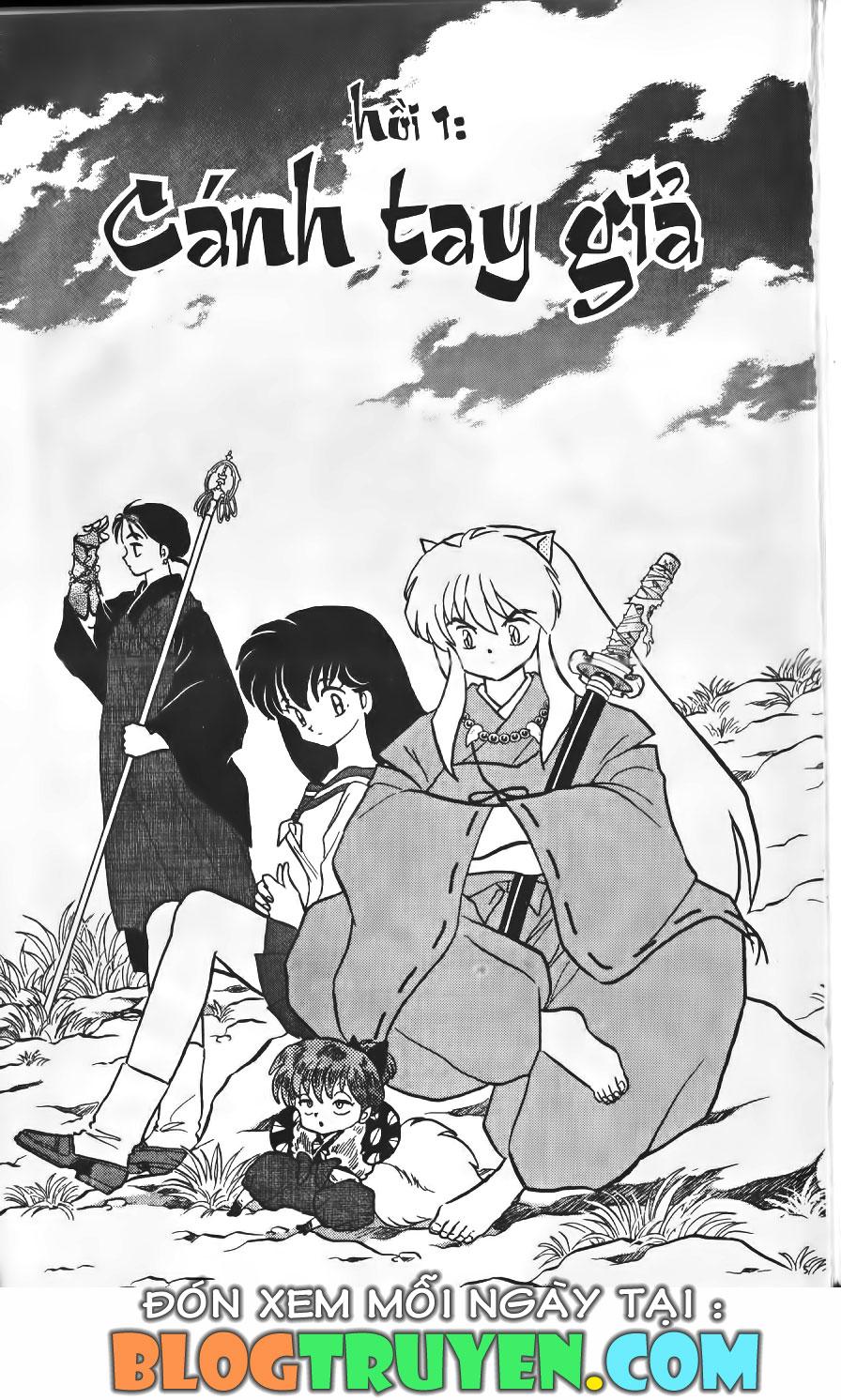 Inuyasha vol 07.1 trang 4