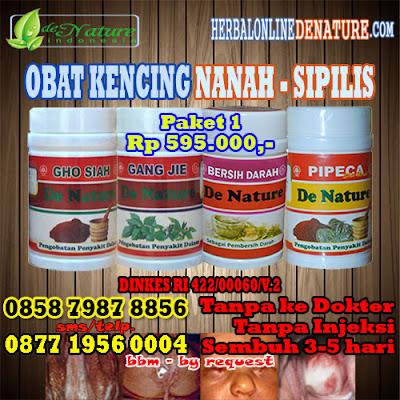 Antibiotika Kencing Nanah