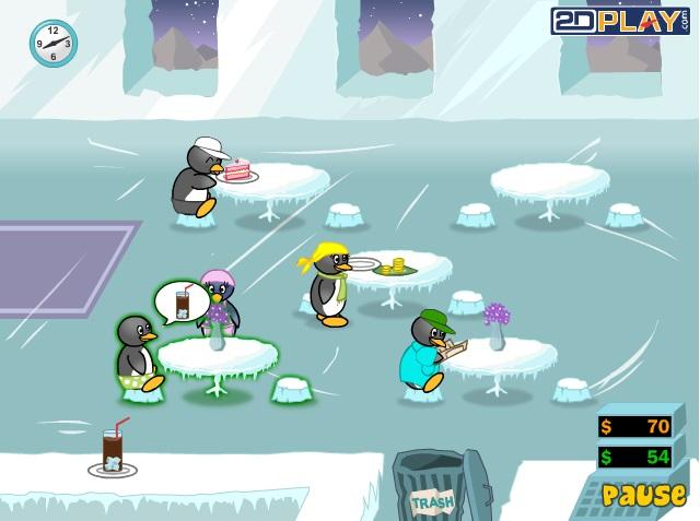 Penguin Dinner 2 Spiel 5