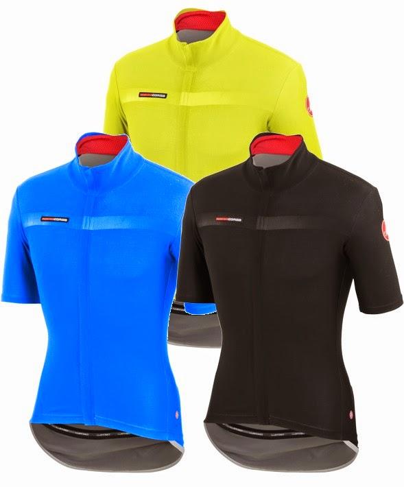 BicyclingHub.com  New Colors Make Castelli s Gabba 2 Jersey Standout ... 8eb9ac25a