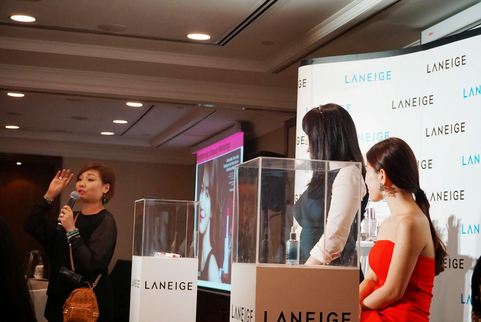 Laneige Singapore workshop