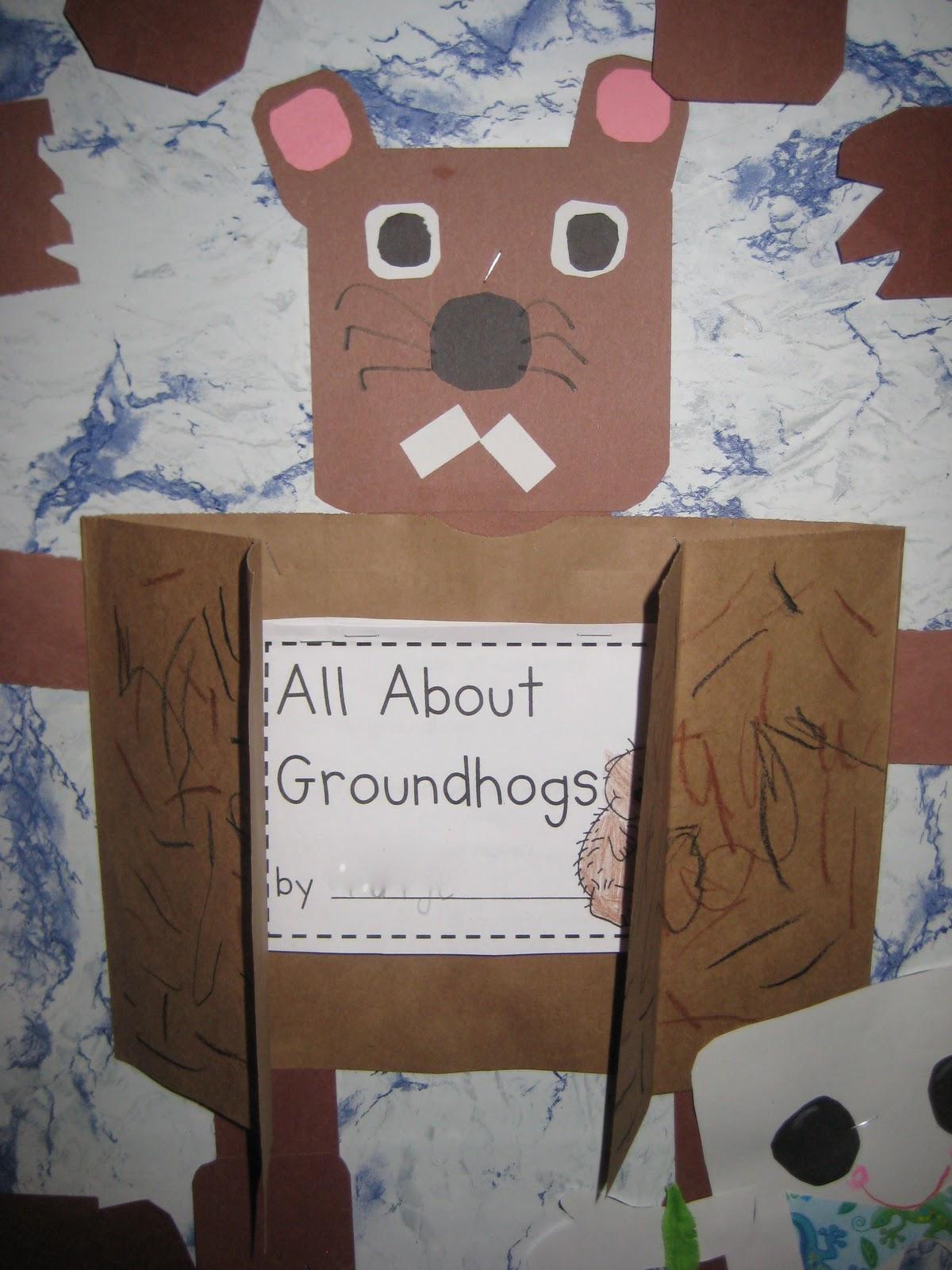 Peace Love And Kindergarten Groundhog Day