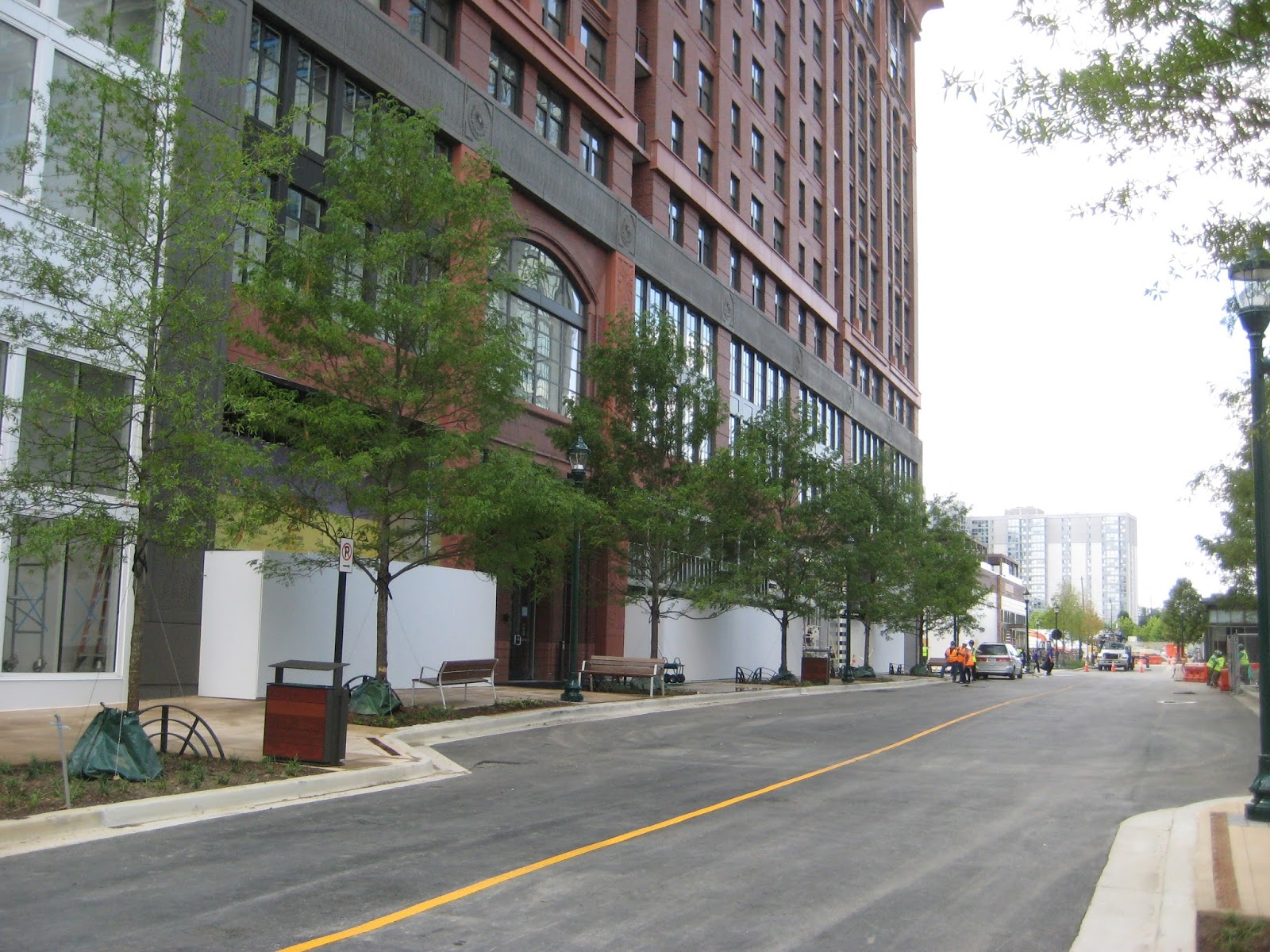 Robert Dyer Bethesda Row First residents move in to The Henri