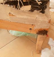 jak odnowianić stary fotela