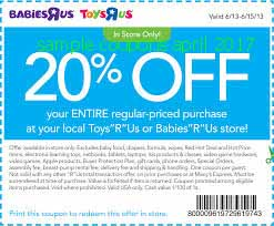 Babies R Us coupons april 2017