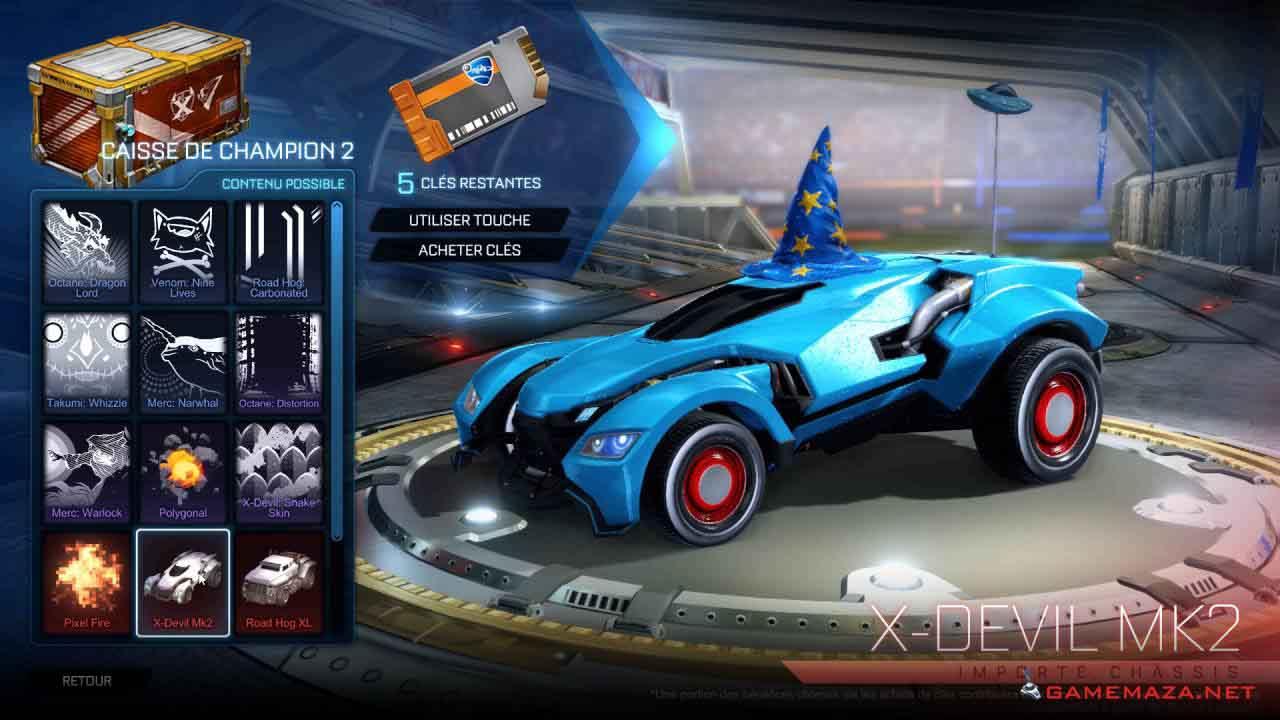 Rocket League Triton Free Download - Game Maza