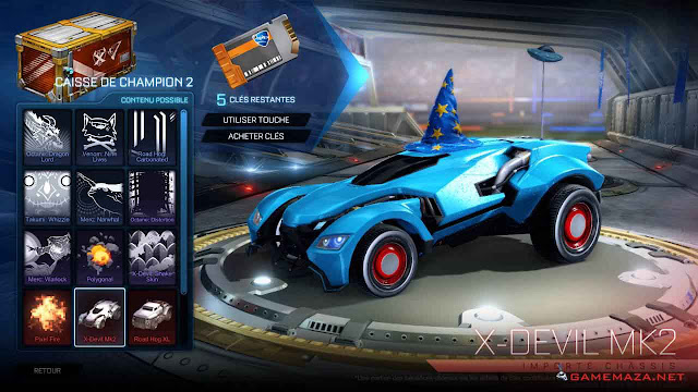 Rocket League Triton Gameplay Screenshot 2