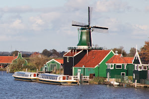 Paket Tour River Cruise Amsterdam 2014