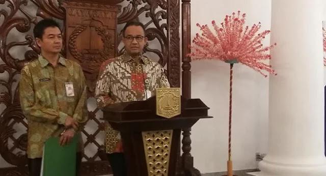 Janji Setia Untuk Jakarta, Anies Pastikan Tak Ikut Pilpres