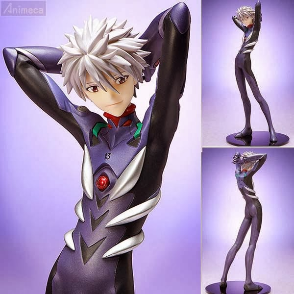 KAWORU NAGISA FIGURE EVANGELION 3.0 You Can (Not) Redo FREEing