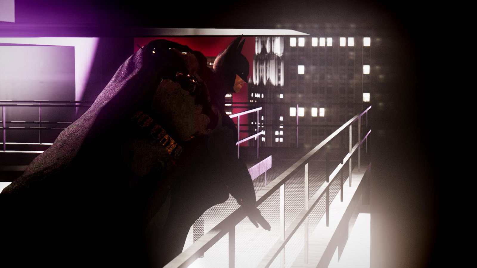 GTA 5,GTAV,GTA IV Mods and Skins: GTA MOD :Batman Arkham