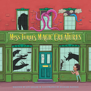 https://www.amazon.com/Miss-Turies-Magic-Creatures-Keller/dp/1943147418