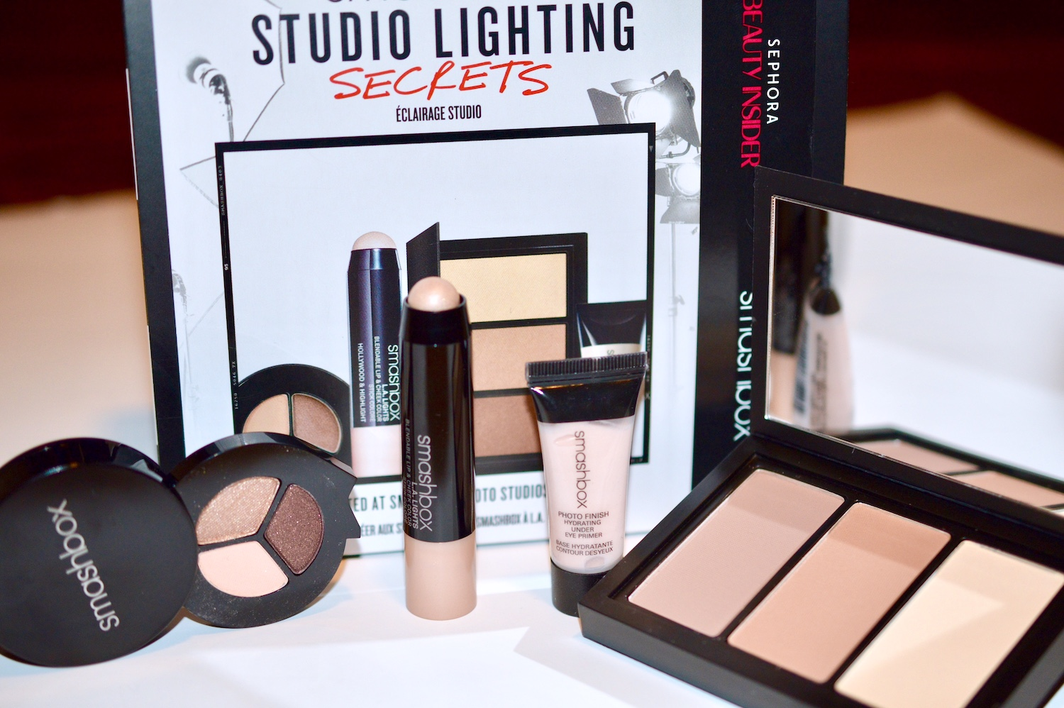 Smashbox Studio Lighting Secrets