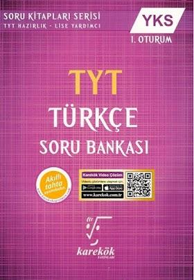 Karekök TYT Türkçe Soru Bankası PDF
