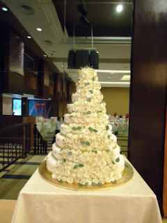 Dummy Wedding Cake Malaysia