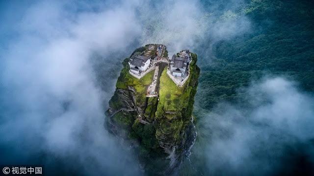 Kuil gunung fanjing