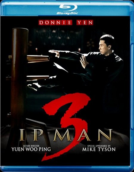 Baixar Ip Man 3 2016 O Grande Mestre 3 BRRip XviD & RMVB Legendado Download