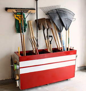 File Cabinet Tool Organizer