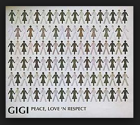 Gigi Album Peace, Love N Respect (2007) Mp3 Full Rar