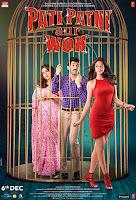 Pati Patni Aur Woh (2019) Full Movie Hindi 480p pDVDRip Free Download