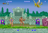Videojuego Altered Beast
