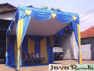 Sewa Tenda Plafon VIP - Penyewaan Tenda Plafon VIP Event