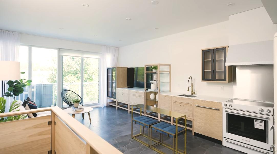 30 Interior Design Photos vs. 48 Boston Ave #3, Toronto Luxury Townhouse Tour