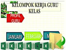 Download Aplikasi KKG Full Versi Terbaru Format Excel