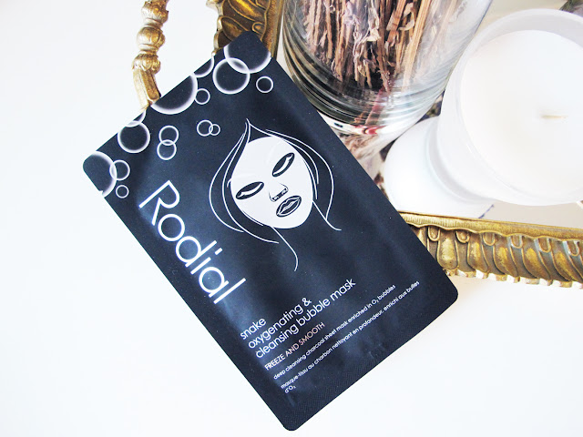 Snake oxygenating & cleansing bubble mask Rodial