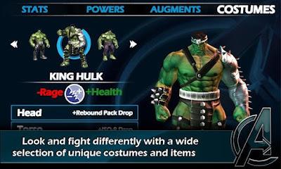 Jogo Avengers Initiative (os vingadores) da Marvel para Android parte 1 Hulk 4
