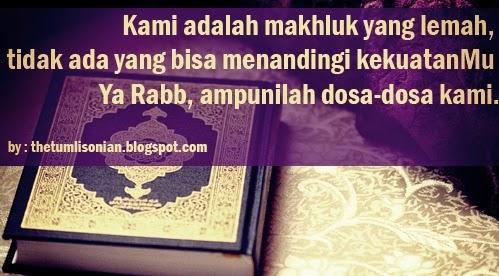 Gambar Foto DP BBM Kata Kata Mutiara Islami