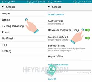 Hemat Internet Android