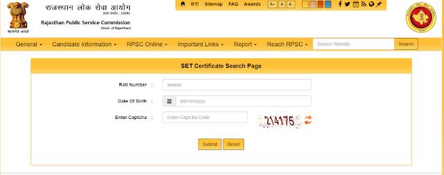 RPSC+SET+2012+Certification+Status