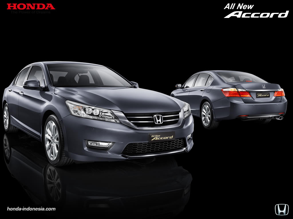 All New Honda Accord Sedan