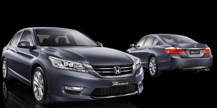 All New Honda Accord Sedan